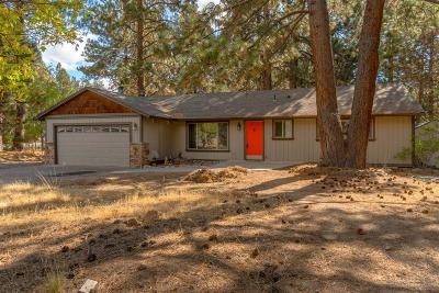 Bend Single Family Home For Sale: 19245 Baker Road