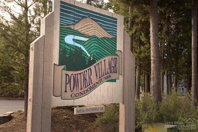 Sunriver Condo/Townhouse For Sale: 56856 Enterprise Drive #A6