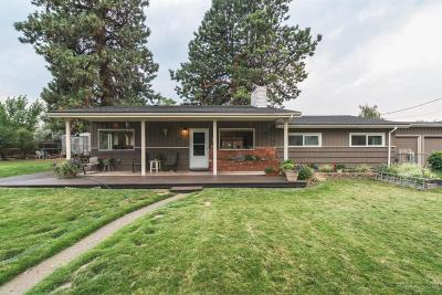 Bend Single Family Home For Sale: 61855 Pettigrew Road