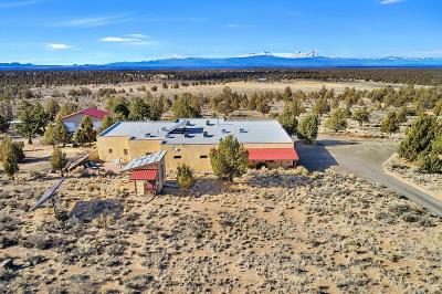 Prineville Single Family Home For Sale: 27492 SE Tumalo Way