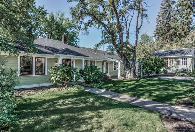 Bend Single Family Home For Sale: 527 NW Roanoke Avenue
