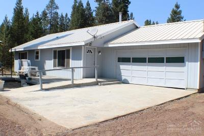 La Pine OR Single Family Home Sold: $265,000