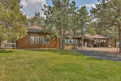 Prineville Single Family Home For Sale: 3490 Northeast Barnes Road