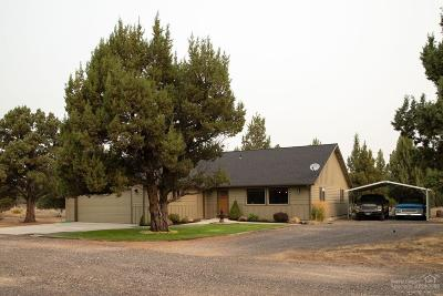 Prineville Single Family Home For Sale: 7932 Southwest George Millican Road
