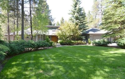 Sunriver Single Family Home For Sale: 58069 Siskin