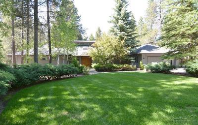 Sunriver Single Family Home For Sale: 58069 Siskin
