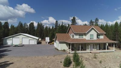 La Pine Single Family Home For Sale: 52605 Day Road