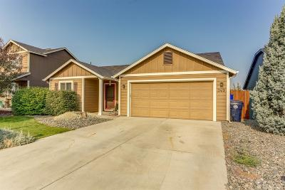 Redmond OR Single Family Home For Sale: $255,000