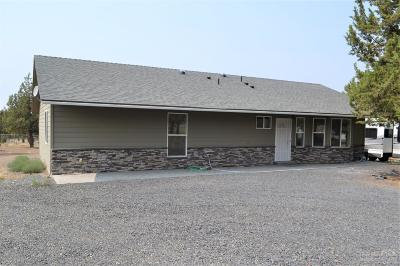 Prineville Single Family Home For Sale: 16581 SE Pecos Road