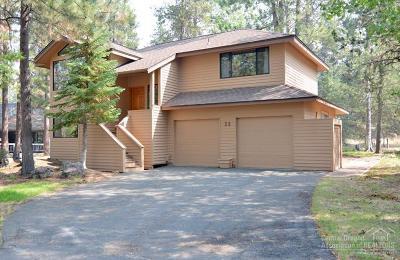 Sunriver Single Family Home For Sale: 57634 Hart Mountain Lane #11