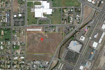 Redmond Residential Lots & Land For Sale: SW Obsidian