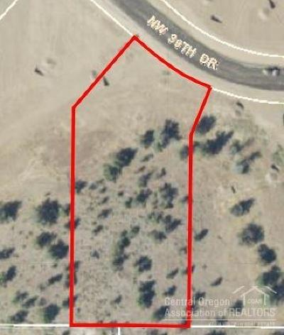 Redmond Residential Lots & Land For Sale: 4177 Northwest 39th Drive
