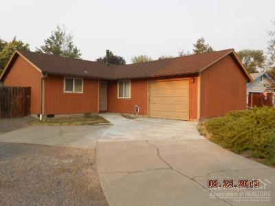 Bend Single Family Home For Sale: 1175 Northeast Hollinshead Court