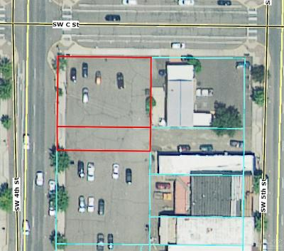 Madras Residential Lots & Land For Sale: 127 Southwest 4th Street