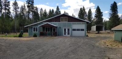 La Pine OR Single Family Home For Sale: $205,000