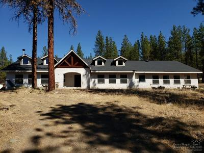 Prineville Single Family Home For Sale: 63 NE Lofton Creek Road