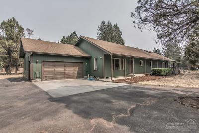 Sisters Single Family Home For Sale