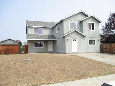 Redmond OR Single Family Home For Sale: $315,000
