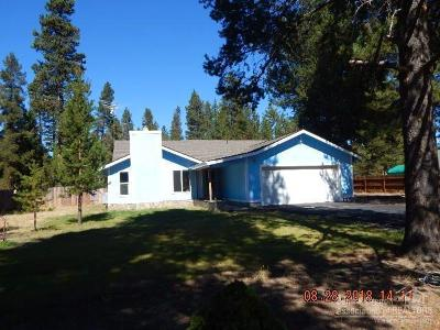 La Pine OR Single Family Home Sold: $249,900