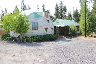 La Pine Single Family Home For Sale: 15453 Liberty Road