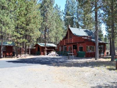 La Pine Single Family Home For Sale: 50175 Collar Drive
