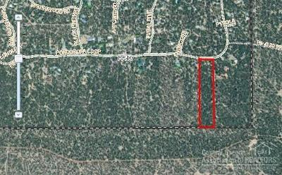 Residential Lots & Land Sold: 15133 Ponderosa Loop