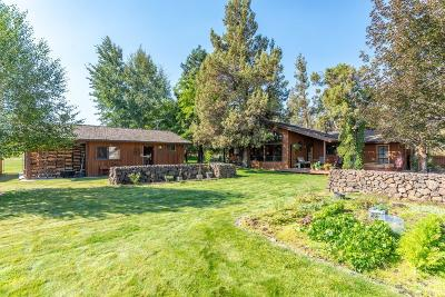 Bend Single Family Home For Sale: 62636 Erickson Road