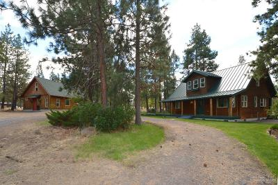 Bend Single Family Home For Sale: 67445 Bass Lane