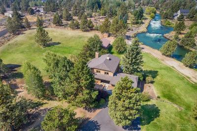 Bend Single Family Home For Sale: 63385 Old Deschutes Road