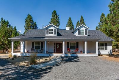La Pine Single Family Home For Sale: 1882 Iron Wheel Court