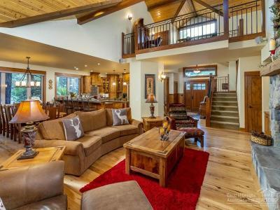 Sunriver Single Family Home For Sale: 58020 Bunker Lane
