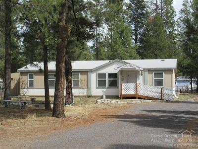 La Pine Mobile/Manufactured For Sale: 52950 Forest Way