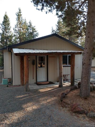 La Pine OR Single Family Home Sold: $139,224