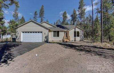 Bend Single Family Home For Sale: 17300 Brant Drive