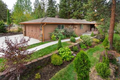 Bend Single Family Home For Sale: 1725 Northeast Shepard Road