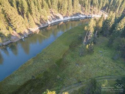 La Pine Residential Lots & Land For Sale: 51970 W Deschutes River Road