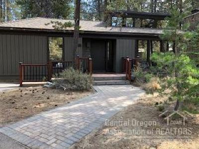 Sunriver Single Family Home For Sale: 57008 Bobcat Lane