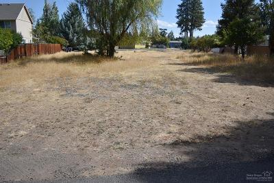 Sisters Residential Lots & Land For Sale: 342 North Maple Lane