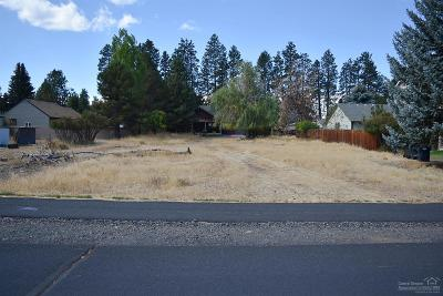 Sisters Residential Lots & Land For Sale: North Tamarack Street