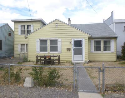 Prineville Single Family Home For Sale: 945 NW 2nd Street