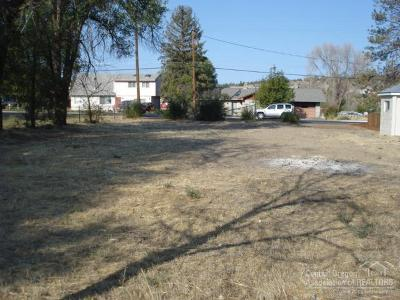 Madras Residential Lots & Land For Sale: Southwest Madison Street