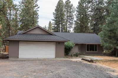 Bend Single Family Home For Sale: 60441 Zuni Road