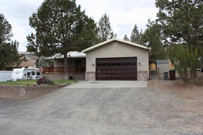 Prineville Single Family Home For Sale: 11501 NW Morrow Avenue