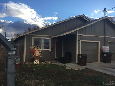 Prineville Multi Family Home For Sale: 1288 Southeast 2nd