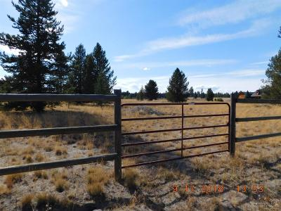 La Pine Residential Lots & Land For Sale: 53475 Bridge Drive