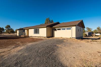 Single Family Home For Sale: 24931 Elk Lane