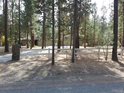 La Pine Single Family Home For Sale: 14811 N Sugar Pine Way