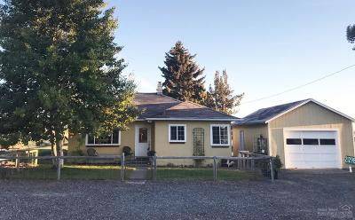 Bend Single Family Home For Sale: 21298 Northwest Young Avenue