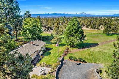 Bend Single Family Home For Sale: 64355 Old Bend Redmond Highway