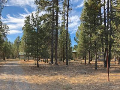 La Pine Residential Lots & Land For Sale: 52947 Sunrise Boulevard